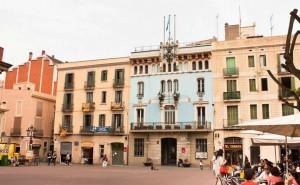 Place de la Ville de Gràcia