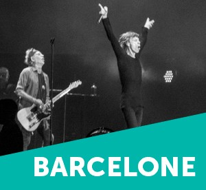Barcelone Rolling Stones