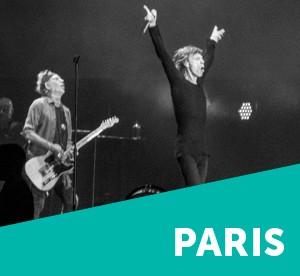Rolling Stones à Paris