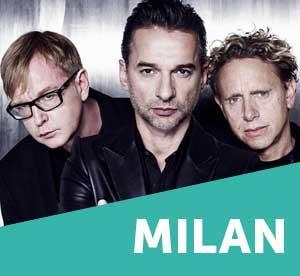 Depeche Mode Milan