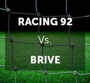 RACING 92 / BRIVE