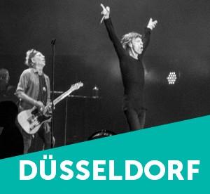 Concierto Rolling Stones en Düsseldorf